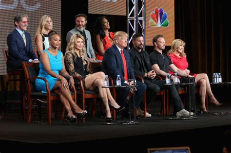 what is the celebrity apprentice donald trump apprentice producers speak out about