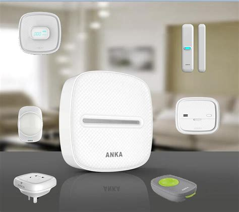 smart home wifi automation security system panic button