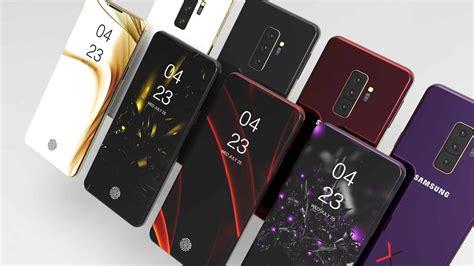 Samsung Galaxy S10 5 Cameras by Samsung Galaxy S10 大量規格情報曝光 機身前後或有 5 個鏡頭 New Mobilelife 流動日報