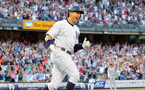 alex rodriguez s 3 000th hit a home run in