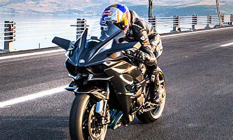 Motorrad Kawasaki Ninja H2r by Kawasaki Ninja H2r F 228 Hrt 400 Km H Autozeitung De