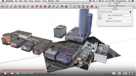 image gallery sketchup tutorials watch site modeling in sketchup tutorial video fluidray