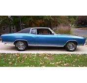 1971 Chevrolet Monte Carlo  Pictures CarGurus