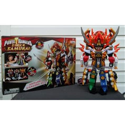 power rangers bathroom set power rangers super samurai samurai gigazord set from bandai america