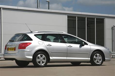 peugeot used car values peugeot 407 sw 2004 2011 used car review car review