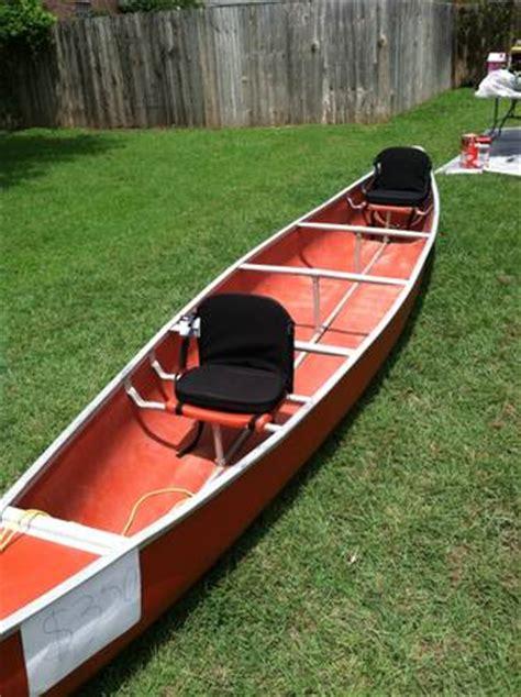 coleman 3 seat canoe coleman 17 canoe for sale