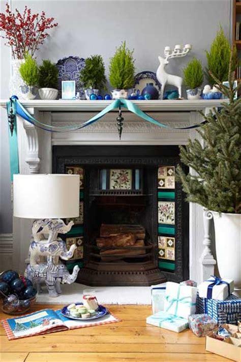olor chimenea fotos e ideas para decorar la chimenea en navidad mil