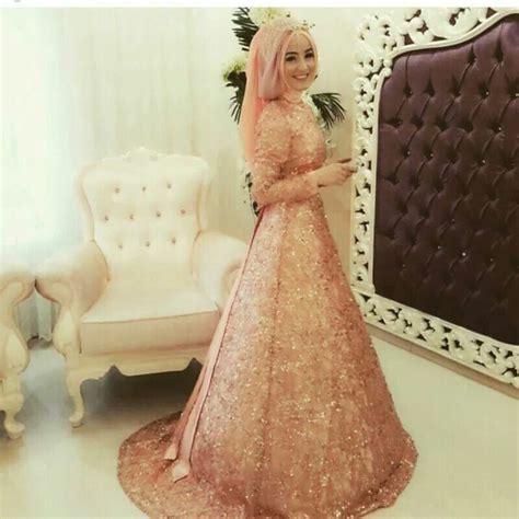 Gaun Pengantin Bridal Wedding Dress Model 4 With gaun pengantin muslimah modern 2016