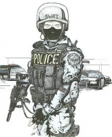 swat police officer original by angelfire7508 on deviantart