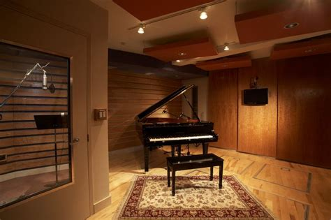 Rec Room Studio City by Great City Productions Fm Design Recording Studio