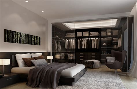 bedroom with dressing room design modern bedroom dressing room design