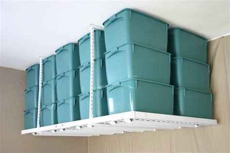 Garage Organization San Jose Bay Area Garage Overhead Storage Ideas Gallery Monkey