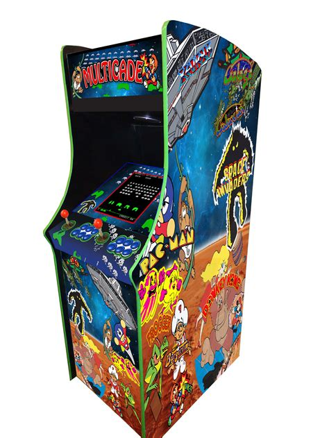 Multi Arcade Cabinet by Wow Another Busy Week Here At Williams Some Great New