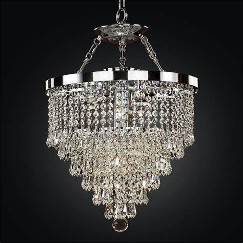 Flush Mount Chandelier Teardrop Semi Flush Chandelier Spellbound 605 Glow Lighting