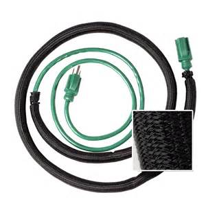 cord protector home depot rodgers sales 5 ft trimmer extension cord protector sc234