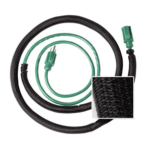 rodgers sales 5 ft trimmer extension cord protector sc234