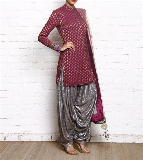 dress pattern of patiyala 15 perfect punjabi suit color combinations to try this