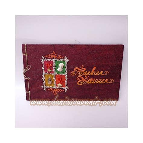 Buku Tamu Daur Ulang dunia souvenir buku tamu daur ulang