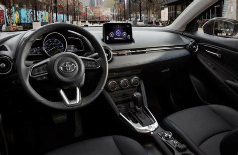 Toyota Yaris 2019 Interior by 2019 Toyota Yaris Interior O Toyota