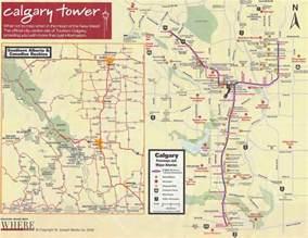where is calgary alberta canada on the map map calgary alberta