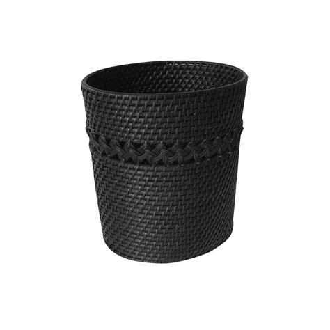 waste basket umbra corner 2 75 gal plastic waste basket 086900 438
