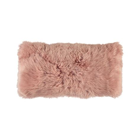 pink sofa new zealand buy a by amara new zealand sheepskin cushion 28x56cm