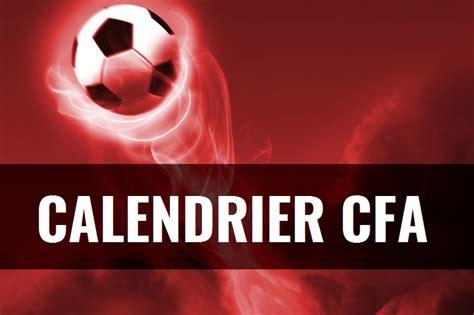 Cfa C Calendrier Stade Olympique Choletais Cfa Le Calendrier