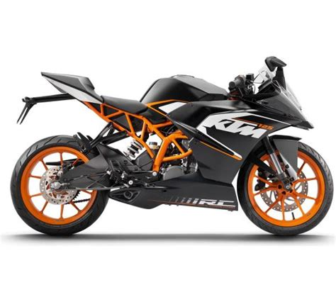 125er Motorrad 11 Kw by Ktm Sportmotorcycle Rc 125 Abs 11 Kw Modell 2015 Test