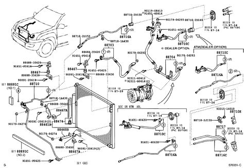 toyota hilux air conditioner wiring diagram 28 images