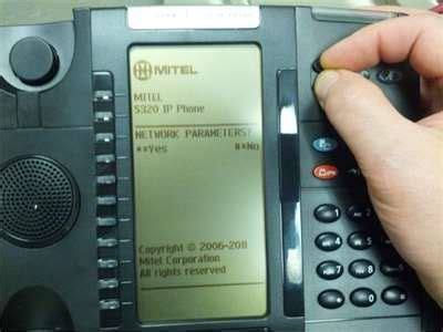reset voicemail password mitel 5312 press hold key send pin questions answers with pictures