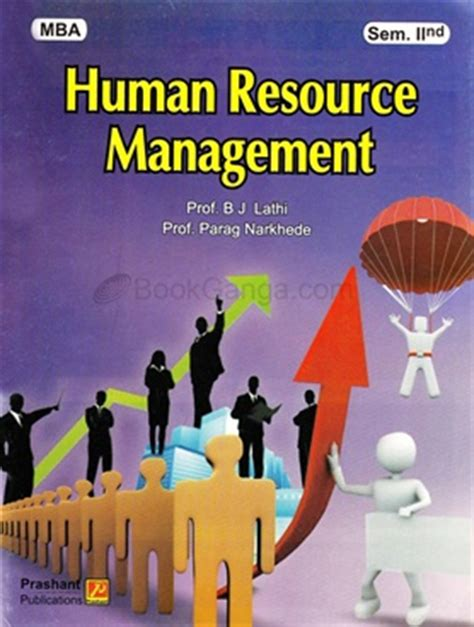 Human Resource Management Books Free Mba by Human Resource Management Mba Sem Ii Bookganga