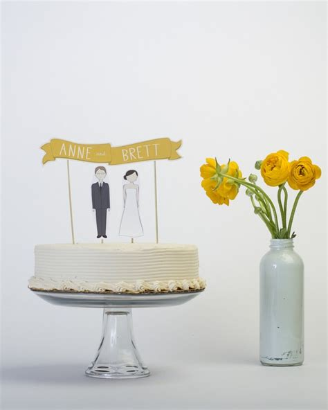 Wedding Cake Toppers Simple by The Gallery For Gt Simple Wedding Cake Toppers