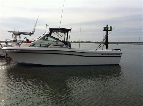 grady white offshore fishing boats for sale 1989 used grady white 24 offshore walkaround fishing boat