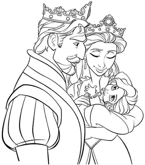 coloring pages of baby rapunzel 333 best cool printables images on pinterest ever after