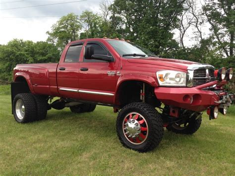 Equipped 2008 Dodge Ram 3500 Laramie monster beast for sale