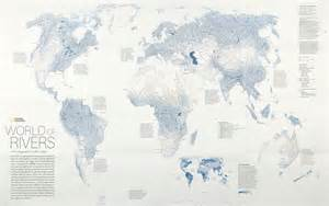 World Map With Rivers by Visual Business Intelligence Pictures Of The News