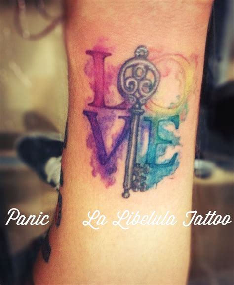 watercolor tattoo danmark watercolor panic one http www