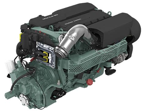 volvo d6 marine engine volvo penta unveils new commercial marine engine pacific
