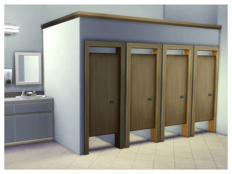 Bathroom Stall Dividers by Bathroom Stall Doors Partitions Home Ideas Collection