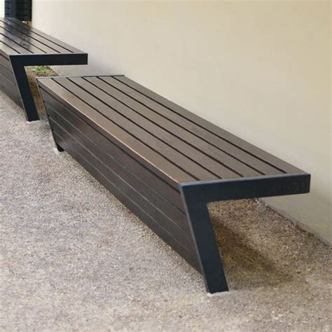 sheet metal bench 17 best images about benches on pinterest outdoor