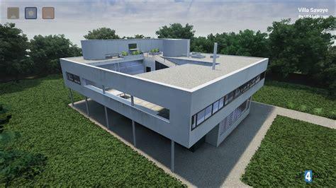Modular Home Reviews villa savoye ue4arch
