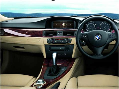 3 Series Interior by Bmw 3 Series Interior Photos India