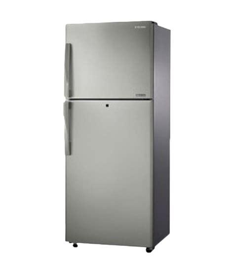 Samsung Door Refrigerator Not Cooling by Samsung 255 Ltr Rt26h3000se Tl Door Refrigerator