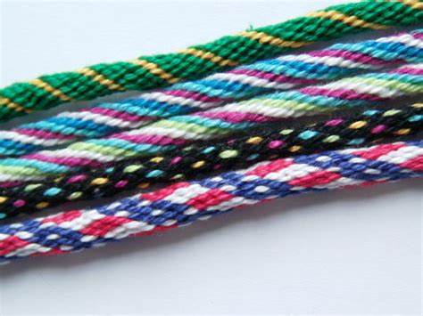 Braiding String Designs - braiding wheel friendship bracelets 5 steps with pictures