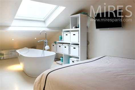 chambre avec baignoire chambre avec baignoire centrale c1143 mires