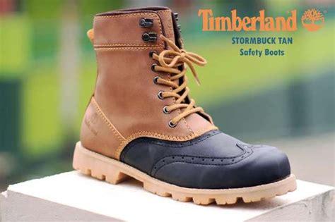 Sepatu Safety Timberland jual sepatu timberland stormbuck safety boots di lapak