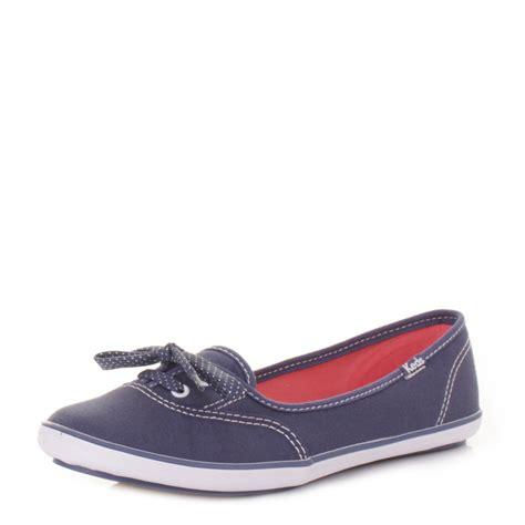 navy womens flat shoes womens keds teacup navy canvas flat shoes pumps plimsolls