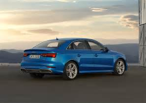 Audi A3 Configurator 2017 Audi A3 Facelift Configurator Launched In Germany S3