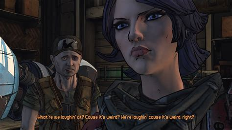 Tales From Borderland Ps4 Second pangamers tales from the borderlands ep 2 atlas mugged review cool story bro ps4