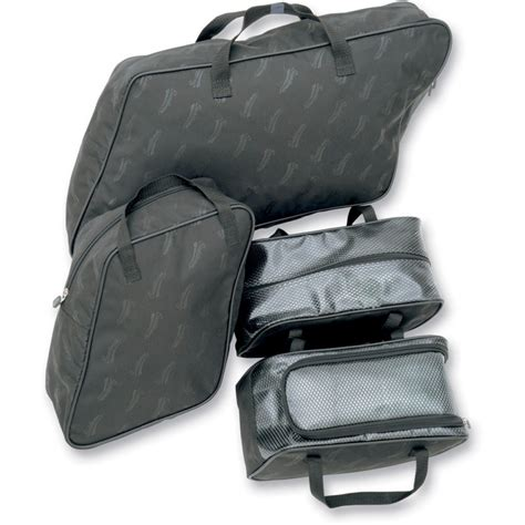 Liner Set saddlebag packing cube liner set